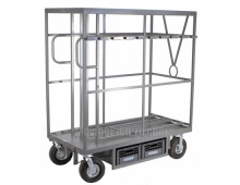 Studio Carts FXF-101 4x4 Flag Cart