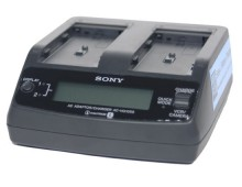 Sony L Battery Double/Dual Charger
