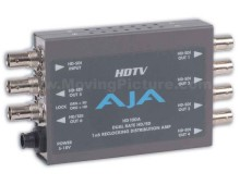 AJA HD10DA HD-SDI/SDI 1x6 Re-Clocking Distribution Amp