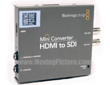 Blackmagic Design HDMI to SDI Converter