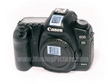 Canon EOS 5D Mark II DSLR HD Camera Body