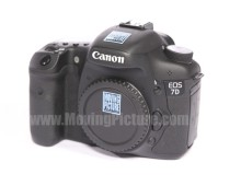 Canon EOS 7D DSLR HD Camera Body