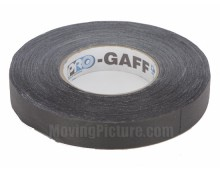 Gaff Tape - 1in Black