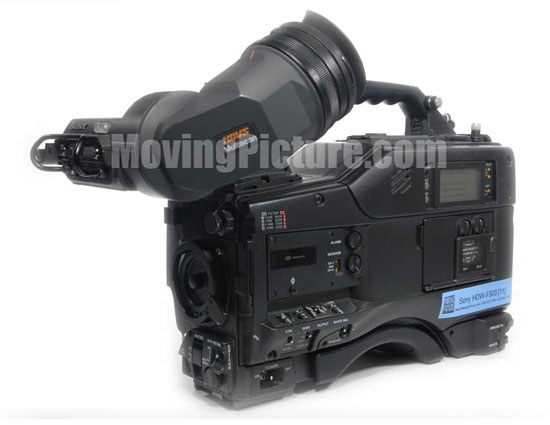 Sony F900 HD Camera Body