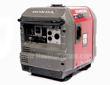 Honda EU3000is 3000 Watt Generator