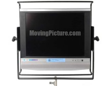 "Sharp Aquos 20"" AC or DC Powered SD LCD Monitor with Stand Mount"