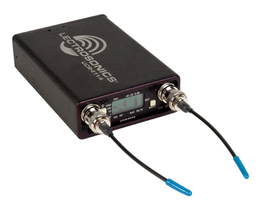 Lectrosonics Block 21 Receiver