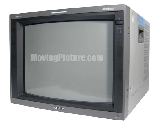 Sony 14in Hd Crt Monitor Moving Picture Rental