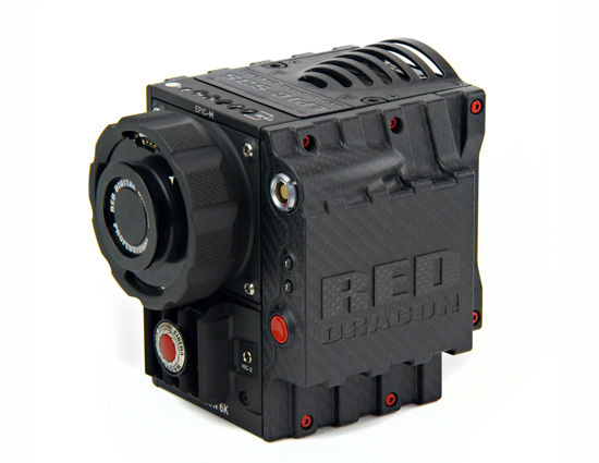 RED Epic Dragon Camera Body
