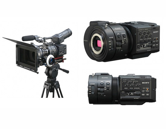 Sony FS700 Camera Body