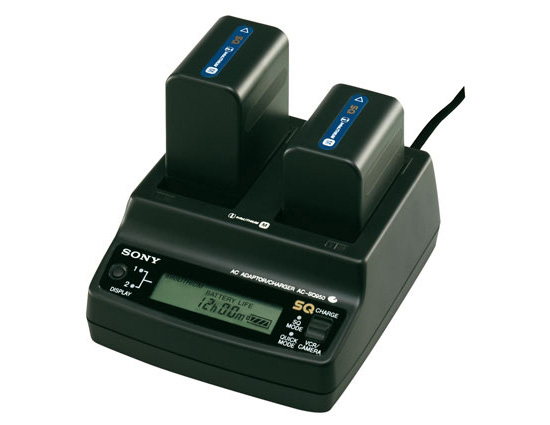Sony M Battery Dual Charger