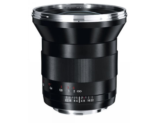 Zeiss 18mm Super Wide Angle Lens