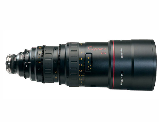 Angenieux Optimo 24-290mm Lens