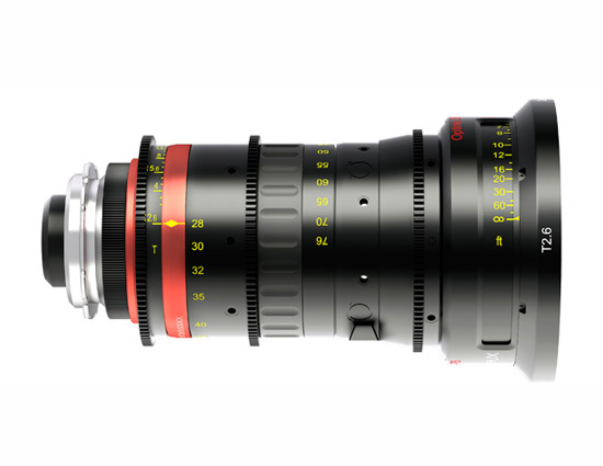 Angenieux Optimo 28-76mm Lens