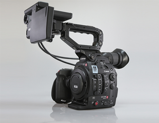 C300 Mark II Camera Body - Moving Picture Rental