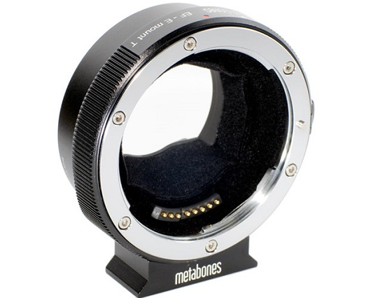 Metabones EF to Emount T