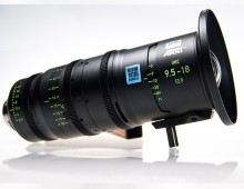 Lens, Ultra Wide Zoom UWZ 9.5-18, ARRI