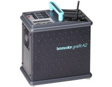 Broncolor Grafit A2 RFS 1600Ws Power Pack (230VAC)