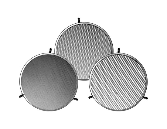 Broncolor Honeycomb Grid Set of 3, for P70 Reflector