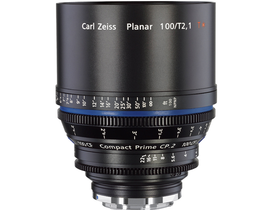 Zeiss CP.2 100mm Lens