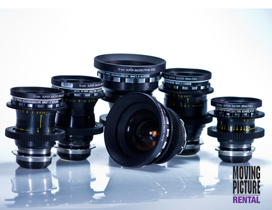 Super Baltar Vintage Prime Lens Set