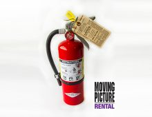 Production Supplies, Fire Extinguisher