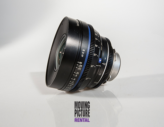 ZEISS CP.2 35mm/T1.5 Super Speed Lens