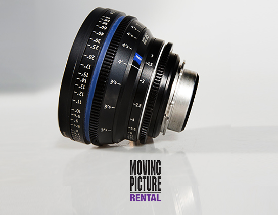 ZEISS Compact Prime CP.2 85mm/T1.5 Super Speed