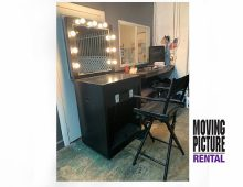 Production Supplies, Makeup Mirrors w/ lights