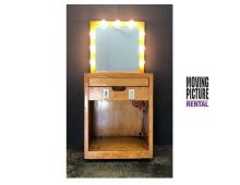 Vanity-Mirror-Wood-Brown