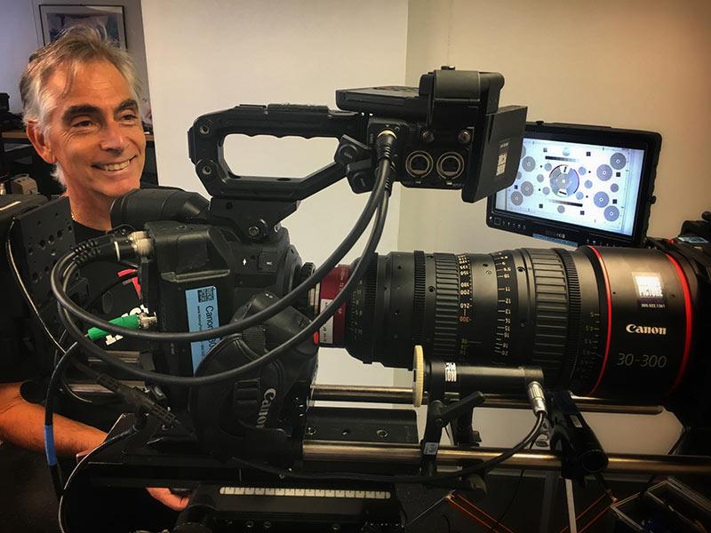 Steve Ciffone - 1st Assistant Cameraman
