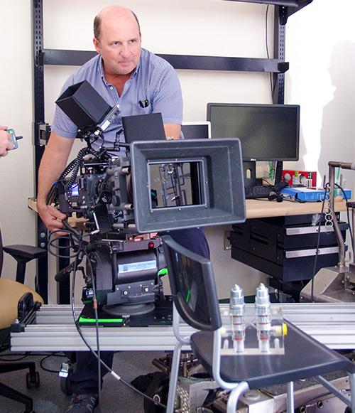 David Wells Directing