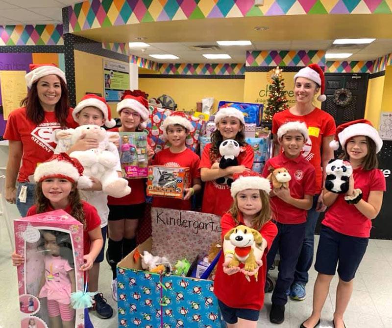 Children's Diagnostic - Christmas